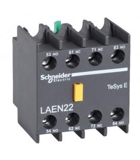 Дополнительный контактный блок EasyPact TVS Schneider Electric 2НО+2НЗ