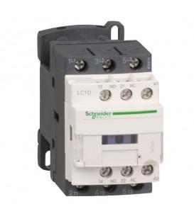 Пускатель магнитный D Schneider Electric 3Р 38A катушка 220В AC 1НО+1НЗ (контактор)