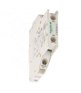 Контактный блок боковой Schneider Electric TeSys D 1НО+1НЗ мгновенного действия