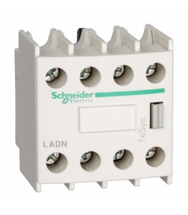 Контактный блок фронтальный Schneider Electric TeSys D 3НО+1НЗ