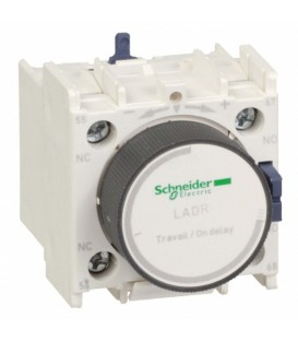 Контактный блок с выдержкой времени на отключение Schneider Electric TeSys D 0.1…30C