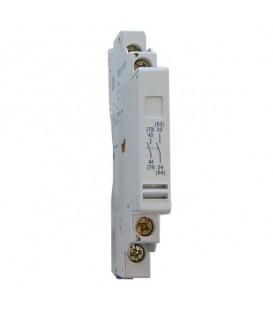 Контактный блок боковой Schneider Electric EasyPact TVS НО+НО мгновенного действия