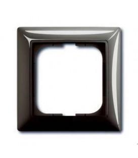 Рамка одинарная ABB Basic 55, цвет серый