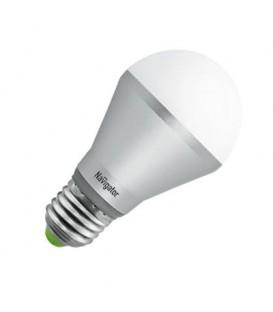 Лампа LED 7вт Е27 теплая (94385 NLL-A60) Navigator