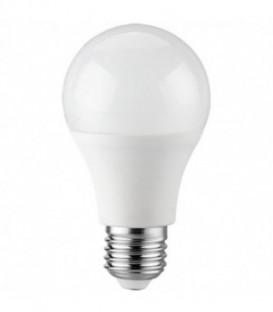 Лампа LED 10вт Е27 теплый (SBA6010) SAFFIT