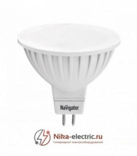 Лампа LED 5вт 230в GU5.3 дневная Navigator (94382 NLL-MR16)