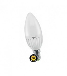 Лампа LED 5вт E14 тепл.матовая свеча Navigator (94480 NLL-P-C37)