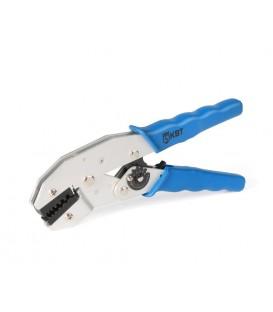 Кримпер для обжима втулочных наконечников сечением 0.25-6 мм² CTA-02