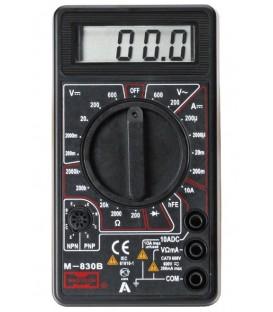 Мультиметр цифровой M838