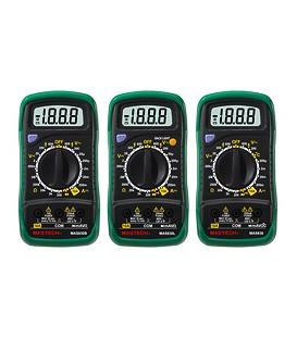 Мультиметр цифровой MAS 838