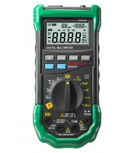 Мультиметр цифровой MS 8229