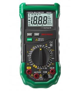 Мультиметр цифровой MS 8261