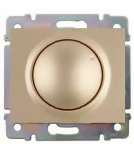 Cветорегулятор Legrand Galea Life 40-400Вт (титан)