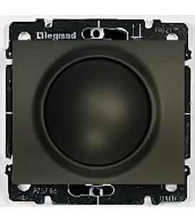 Cветорегулятор Legrand Galea Life 40-400Вт (темная бронза)