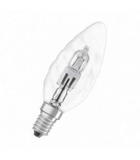 Лампа галогенная свеча витая Osram 28W (35W) 230V E14 345lm 2000h