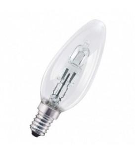 Лампа галогенная свеча Osram 18W (25W) 230V E14 170lm 2000h