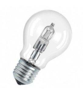 Лампа галогенная Osram Classic A 77W (100W) 230V E27 1320lm 2000h
