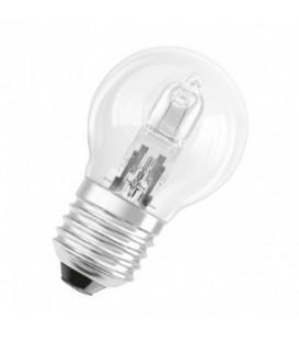 Лампа галогенная шарик Osram 42W (52W) 230V E27 580lm 2000h