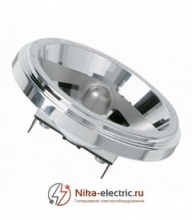 Лампа галогенная OSRAM Halospot-111 ECO 35W(50W) 24° 12V G53