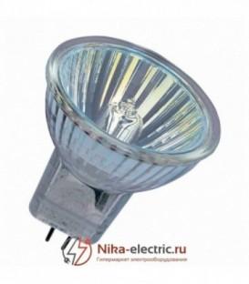 Лампа галогенная Osram Decostar-35 Standard 35W 36° 12V GU4