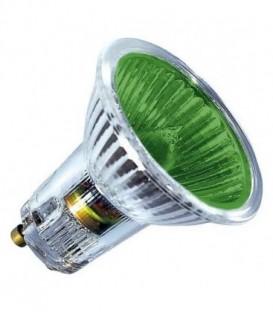 Лампа галогенная BLV Popline Green 50W 35° 220V GU10 зеленый