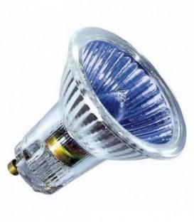 Лампа галогенная BLV Popline Blue 50W 35° 220V GU10 синий