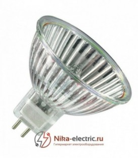 Лампа галогенная MR16 50W 12V GU5,3