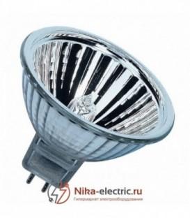 Лампа галогенная Osram Decostar-51 ALU 20W 36° 12V GU5,3