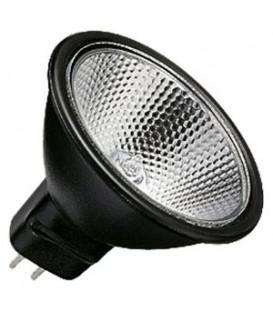 Лампа галогенная BLV FARBIG Black 50W 36° 12V GU5,3 черная