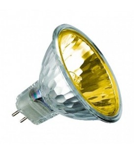 Лампа галогенная BLV Popstar Yellow 50W 12° 12V GU5,3 желтый