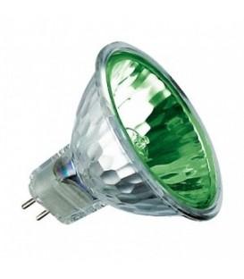 Лампа галогенная BLV Popstar Green 50W 12° 12V GU5,3 зеленый