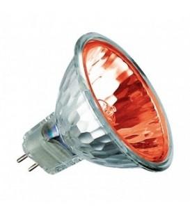 Лампа галогенная BLV Popstar Red 50W 12° 12V GU5,3 красный