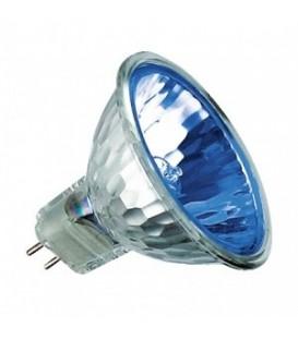 Лампа галогенная BLV Popstar Blue 50W 12° 12V GU5,3 синий
