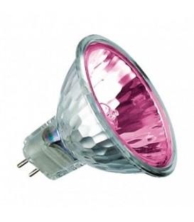 Лампа галогенная BLV Popstar Magenta 50W 12° 12V GU5,3 пурпурный