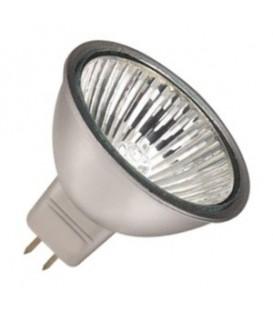 Лампа галогенная MR16 Silver 50W 220V GU5,3 серебристая