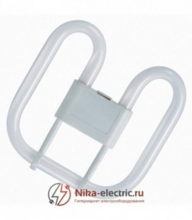 Лампа Philips PL-Q 16W/827/2P GR8 теплая