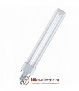 Лампа Osram Dulux S 11W/31-830 G23 тепло-белая