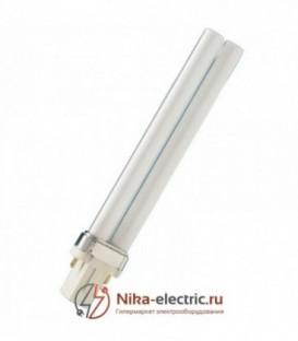 Лампа Philips MASTER PL-S 9W/830/2P G23 тепло-белая