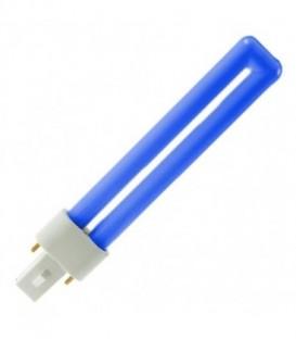 Лампа Osram Dulux S 9W/67 G23 синяя