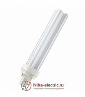 Лампа Philips MASTER PL-C 26W/840/2P G24d-3 холодно-белая