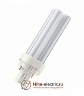 Лампа Philips MASTER PL-C 13W/830/2P G24d-1 тепло-белая