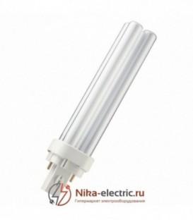 Лампа Philips MASTER PL-C 18W/840/2P G24d-2 холодно-белая