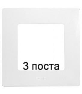 Рамка Etika 3-я (белая)