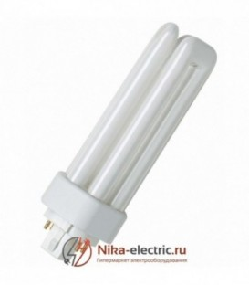 Лампа Osram Dulux T/E Plus 32W/31-830 GX24q-3 тепло-белая