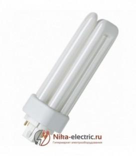 Лампа Osram Dulux T/E Plus 42W/41-827 GX24q-4 теплая