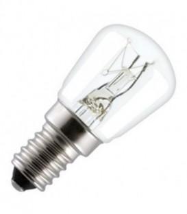 Лампа для холодильников и швейных машин GE 15W d28х60 E14 прозрачная