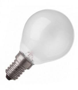 Лампа для духовых шкафов Osram OVEN 40W 300°С шарик d45 E14 матовая