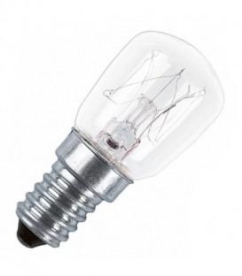 Лампа для холодильников и швейных машин Osram 26/57 15W E14 прозрачная