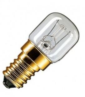 Лампа для духовых шкафов Osram OVEN 15W 300°С d22 E14 прозрачная