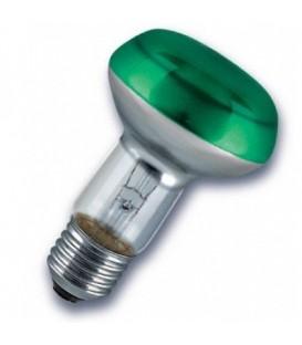 Лампа зеркальная Osram R63 40W E27 Green